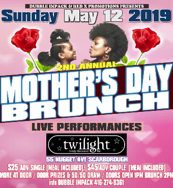 2nd Annual Mother's Day Brunch 2019