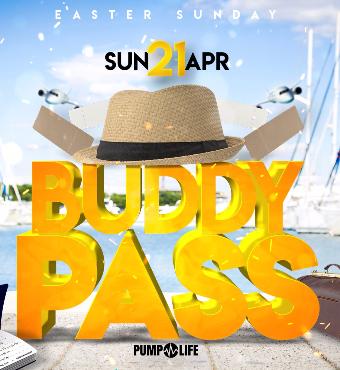 Buddy Pass Boatride 2019