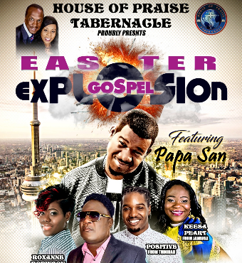 Easter Gospel Explosion