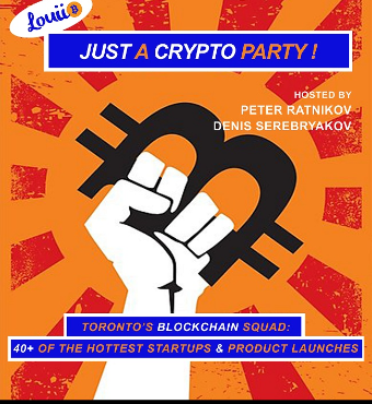 Just a Crypto Party
