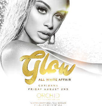GLOW ALL WHITE AFFAIR
