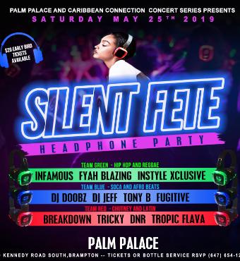 SILENT FETE (HEADPHONE PARTY)