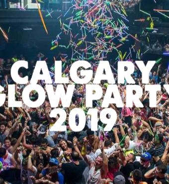 CALGARY GLOW PARTY 2019   FRIDAY APRIL 26