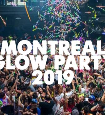 MONTREAL GLOW PARTY 2019   SAT APRIL 27