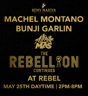 Atlantic Mas - The Rebellion Continues Ft Machel a...