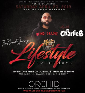 The Grand Opening Of: LIFESTYLE SATURDAYS