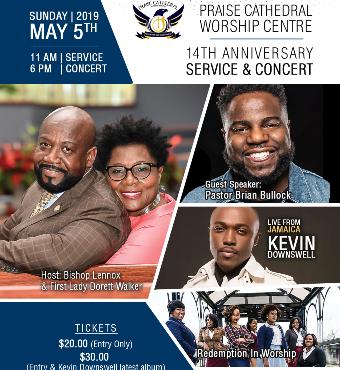 Praise Cathedral Worship Centre Celebration Concert
