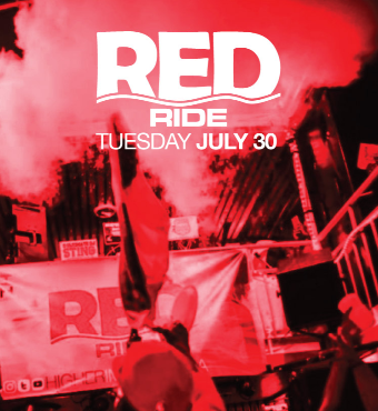 Red Ride - Higher Image