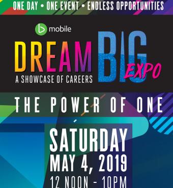 Dream Big Expo - A Showcase of Careers