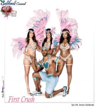 First Crush - Saldenah carnival