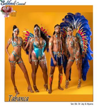 Tabanca : Saldenah Carnival