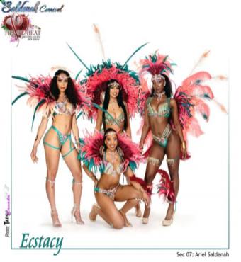 Ecstacy -Saldenah Carnival