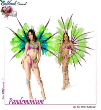 Pandemonium - Saldenah Carnival