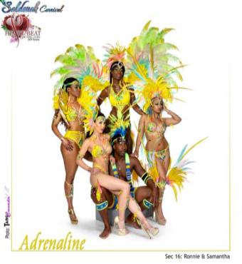 Adrenaline - Saldenah Carnival