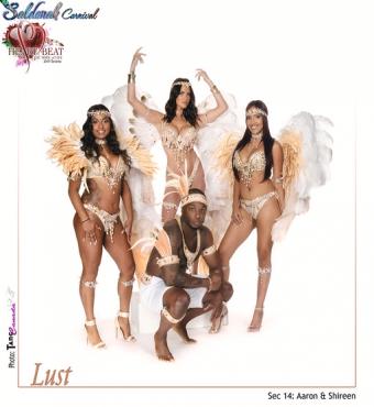 Lust - Saldenah Carnival