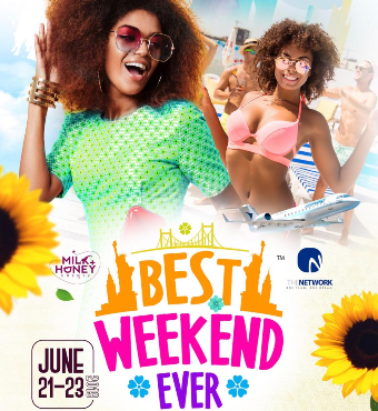 BEST WEEKEND EVER - NYC'S Premium Caribbean Party ...