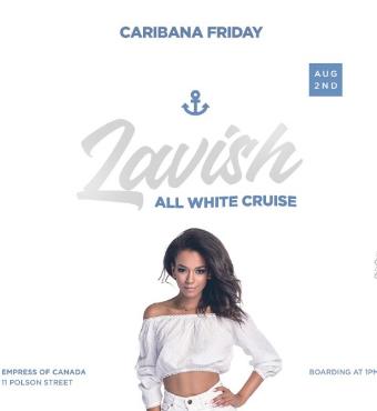 Lavish 2019  ~All White Boatride~