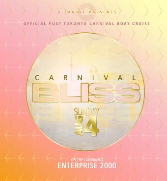 Carnival Bliss Cruise - Caribana Sunday