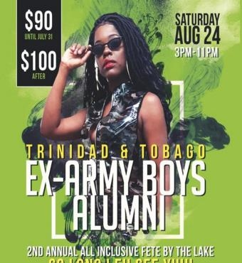 Ex- Army Boys Alumni - All Inclusive