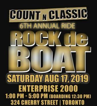 Rock De Boat - 6th Annual Ride