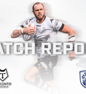 Toronto Wolfpack vs. Featherstone Rovers