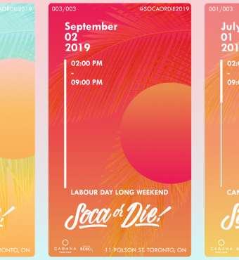 Soca Or Die - Labour Day Long Weekend