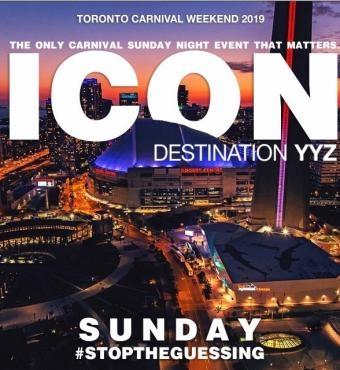 ICON: DESTINATION YYZ - Carnival Sunday Night's Mo...