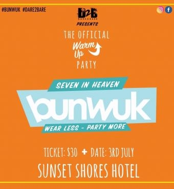 BUNWUK | SEVEN IN HEAVEN | WARM UP PARTY