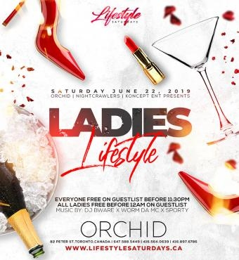 LIFESTYLE SATURDAYS : LADIES LIFESTYLE