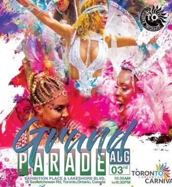 Grand Parade 2019
