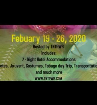 Trinidad & Tobago 2020 Carnival Package