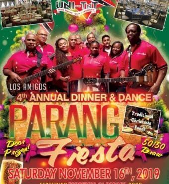 UNI-TNT - 4th Annual Dinner and Dance - Parang Fiesta