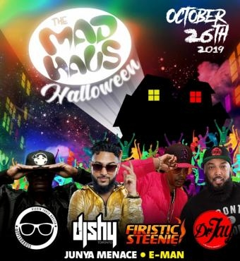 The Mad Haus Halloween