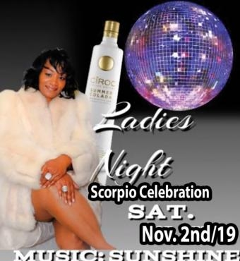 EVERY 1ST SATURDAY LADIES NIGHT EXCLUSIVE EVENT