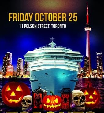 Halloween Friday Booze Cruise
