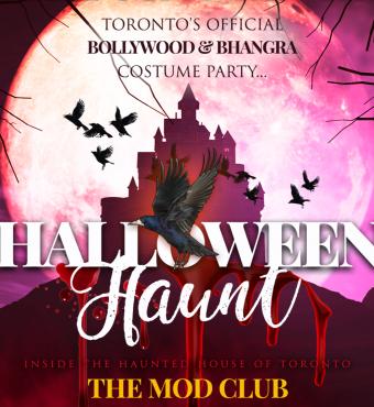 HALLOWEEN HAUNT: Bollywood & Bhangra Halloween Cos...