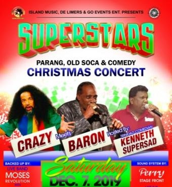 Superstars - Christmas Concert