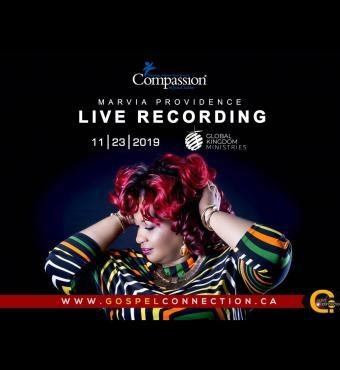 Marvia Providence Live Recording