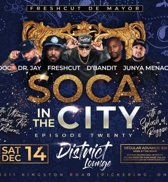 Soca In The City Episode 20