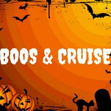 Boos & Cruise Halloween PARTY!