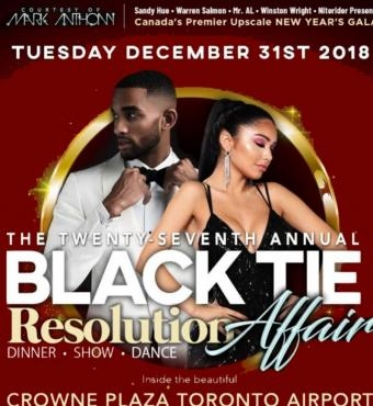 Black Tie Resolution Affair