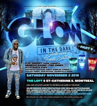 Glow In The Dark - Shots And Treats Edition