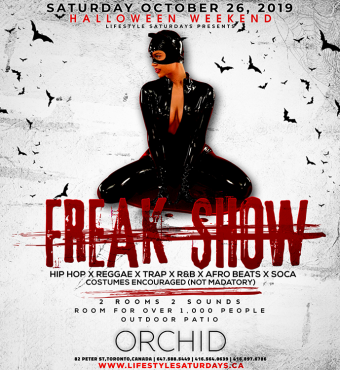 LIFESTYLE SATURDAYS : FREAK SHOW