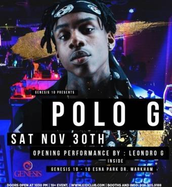 Polo G Concert