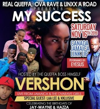 My Success Jamaica + Canada Link Up Hosted By Vers...