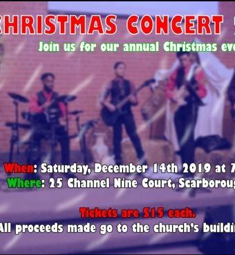 JITAM Christmas Concert 2019