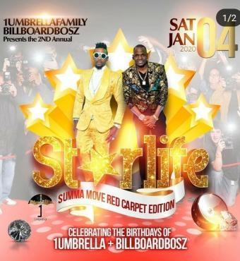 Starlife - Summa Move Red Carpet Edition
