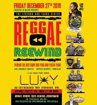 Reggae Reewind