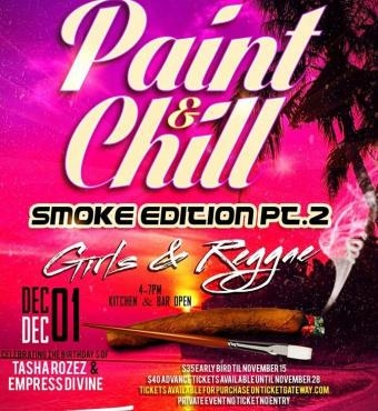 Paint N Chill -smoke Edition Part2