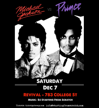 MICHAEL JACKSON vs PRINCE  DEC 7th 2019